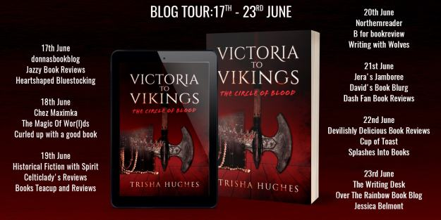 Victoria to Vikings Full Tour Banner